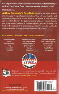 Picture of Frommer's Las Vegas EasyGuide