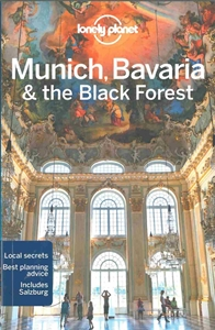 Picture of Lonely Planet Munich, Bavaria & the Black Forest Travel Guide