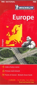 Picture of Michelin - Europe (705)