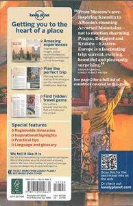 Picture of Lonely Planet Eastern Europe Travel Guide