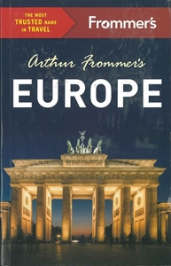 Picture of Arthur Frommer's Europe