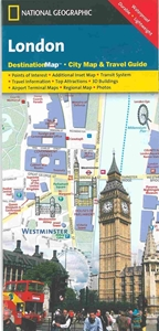 Picture of London Destination Map