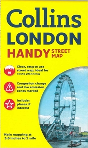 Picture of Collins London Handy Street Map