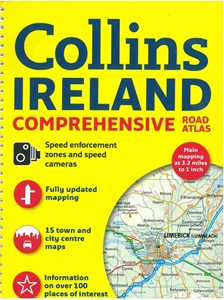 Picture of Collins Ireland Road Atlas
