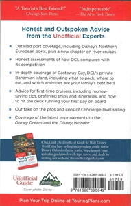 Picture of Unofficial Guide Disney Cruise Line 2017