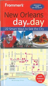 Picture of Frommer's New Orleans day by day