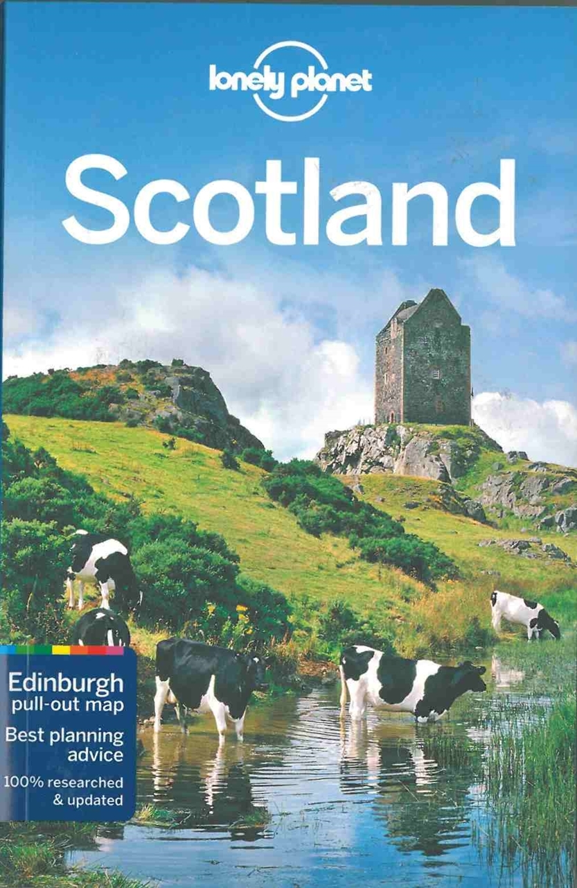 Themapstore lonely planetscotlandgreat for Travel guide to scotland
