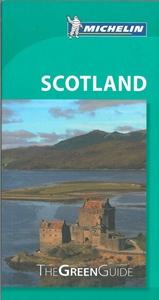 Picture of Michelin - Scotland Green Guide