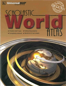 Picture of Universal MAP Scholastic World Atlas