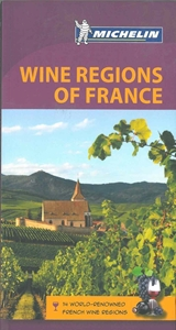 Picture of Michelin Wine Regions of France