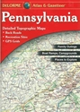 Picture of Pennsylvania Atlas & Gazetteer (Paperback)