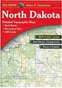 Picture of North Dakota Atlas & Gazetteer (Paperback)