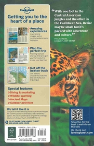 Picture of Lonely Planet Belize Travel Guide