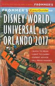 Picture of Frommer's Disney World, Universal Studios & Orlando EasyGuide
