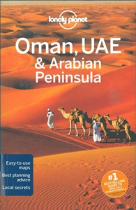 Picture of Lonely Planet Oman, UAE, & the Arabian Peninsula Travel Guide