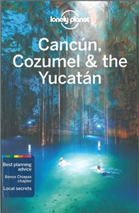 Picture of Lonely Planet Cancun, Cozumel & the Yucatan
