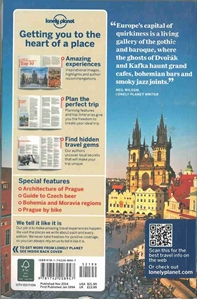 Picture of Lonely Planet Prague Travel Guide