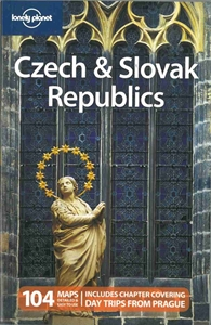 Picture of Lonely Planet Czech & Slovak Republics Travel Guide