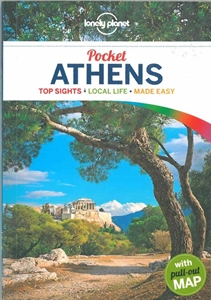 Picture of Lonely Planet Pocket Athens Travel Guide