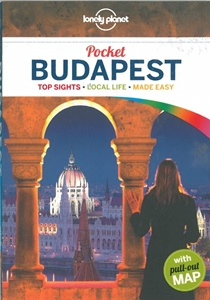 Picture of Lonely Planet Pocket Budapest Travel Guide