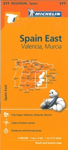 Picture of Michelin - Spain East - Valencia, Murcia (577)
