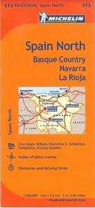 Picture of Michelin - Spain North - Basque Country, Navarra, La Rioja (573)
