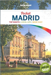 Picture of Lonely Planet Pocket Madrid Travel Guide