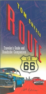 Picture of Route 66 Traveler's Guide and Roadside Companion