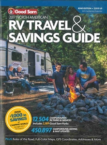 Picture of Good Sam 2017 North American RV Travel & Savings Guide