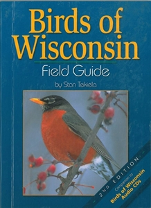 Picture of Birds of Wisconsin Field Guide
