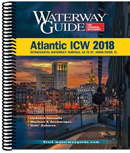 Picture of Dozier's Waterway Guide - Atlantic ICW 2018 Edition