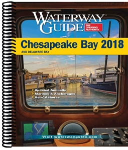 Picture of Dozier's Waterway Guide - Chesapeake Bay 2018 Edition