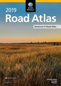 Picture for category USA Road Atlases
