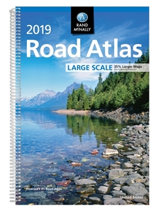 Picture of Rand McNally United States Large Scale Road Atlas