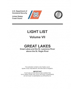 Picture of Great Lakes Light List 2018 Edition