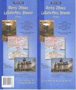 Picture of Ottawa, Peru, LaSalle, IL street map